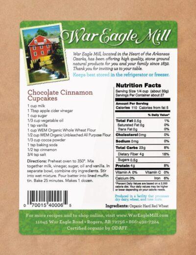 nutrition information & recipe