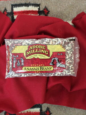 Anasazi beans 1 lb bag
