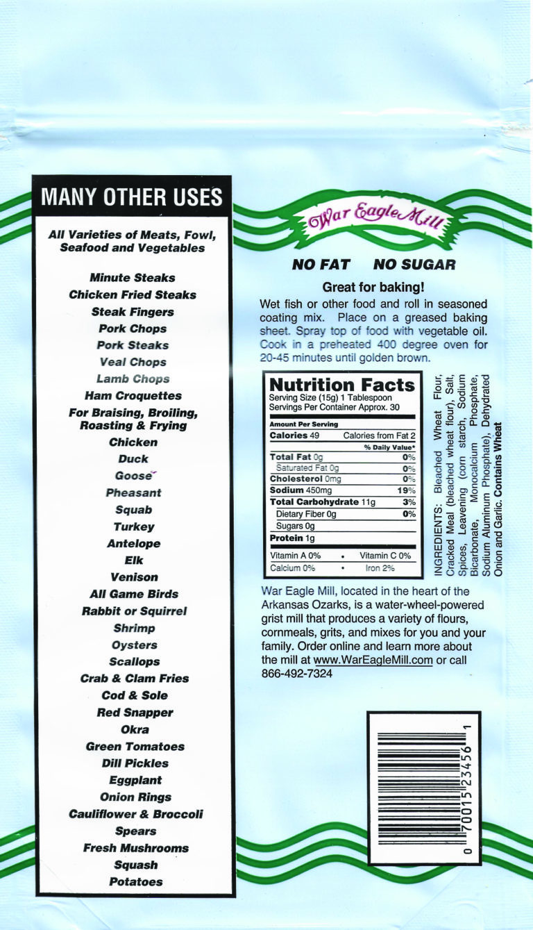 nutrition information & Uses