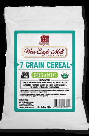 organic 7 grain cereal