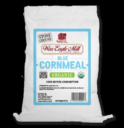 organic flue cornmeal