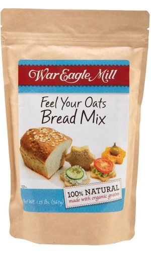 feel your oats bread mix