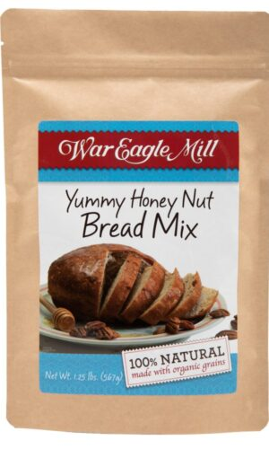 yummy honey nut bread mix