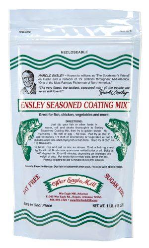 Ensley seasoned coating mix
