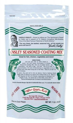 Ensley seasoned coating mix