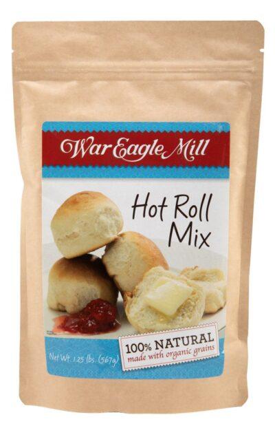 hot roll mix
