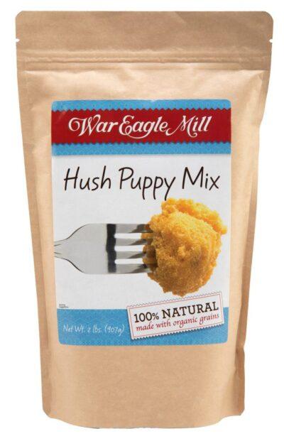 hush puppy mix