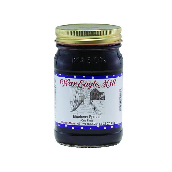 Organic Blueberry Spread 1