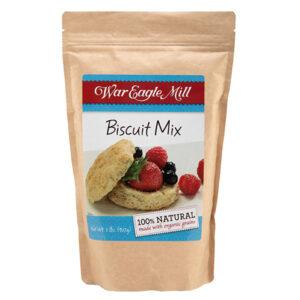 Organic Biscuit Mix