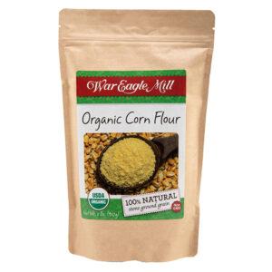 Organic Corn Flour