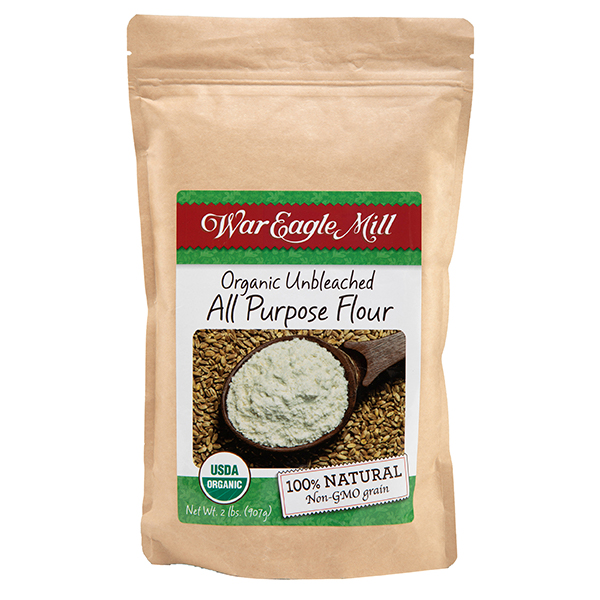 Organic Unbleached All Purpose Flour