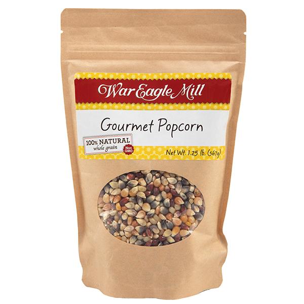 Organic Gourmet Popcorn