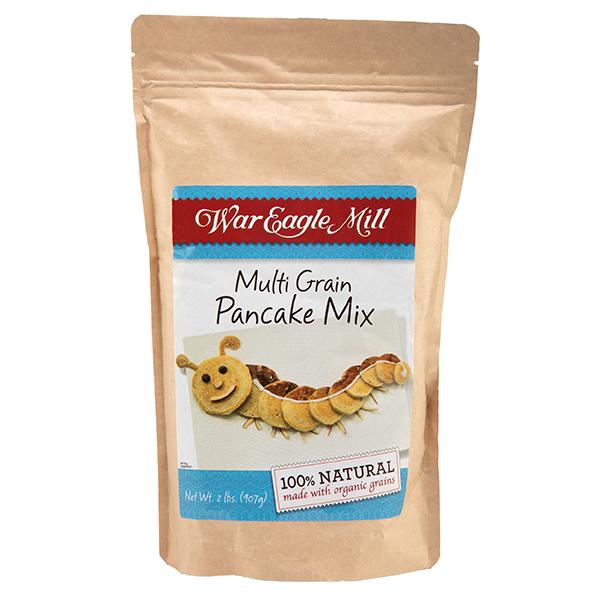 Organic Multi-Grain Pancake Mix