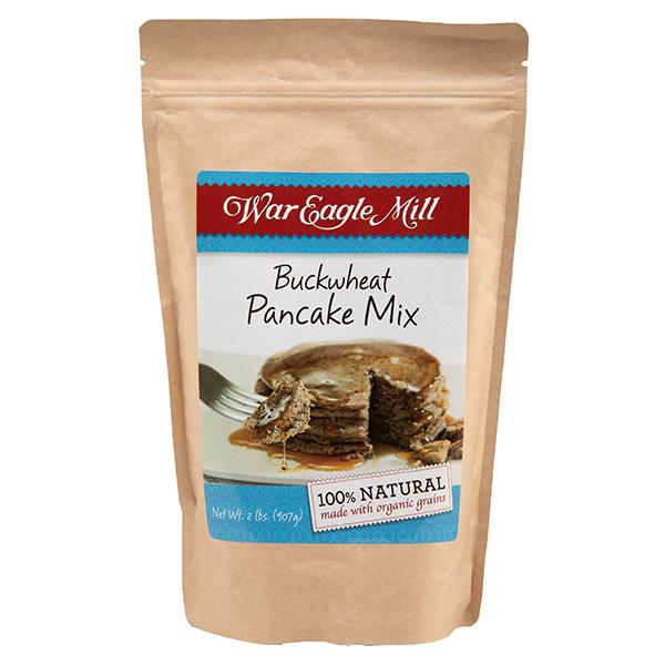 Organic Buckwheat Pancake Mix