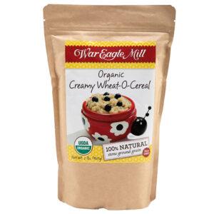 Organic Wheat Cereal