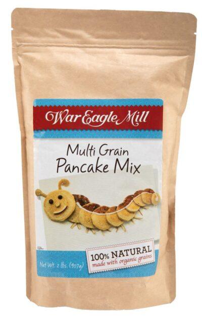multi grain pancake mix