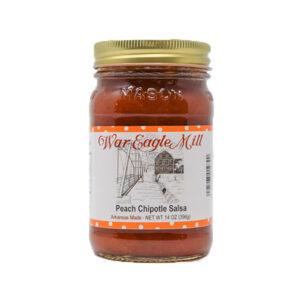 Peach Chipotle Salsa Organic