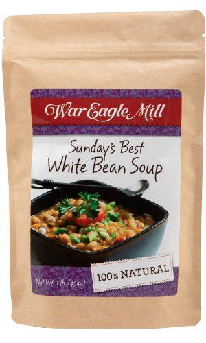Sunday's Best White Bean Soup
