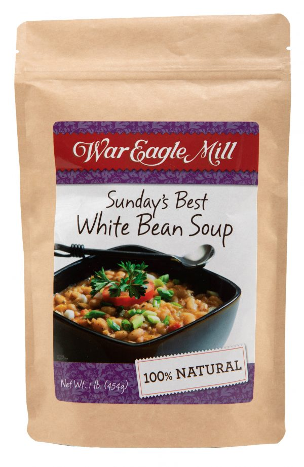 Sunday's Best White Bean Soup