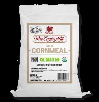 white cornmeal