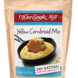 yellow cornbread mix