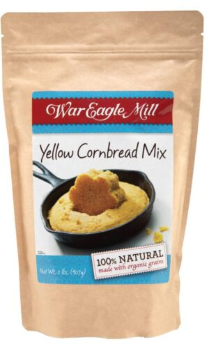 yellow cornbread mix