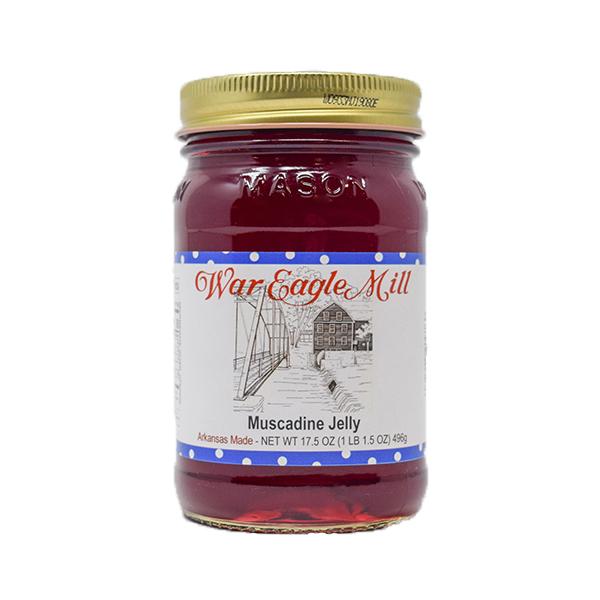 Muscadine Jelly Organic