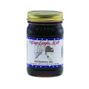 Organic Wild Blackberry Jelly
