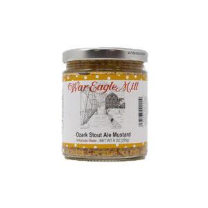 Ozark Stout Ale Mustard Organic