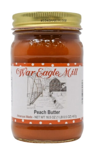 Peach Butter from War Eagle MIll