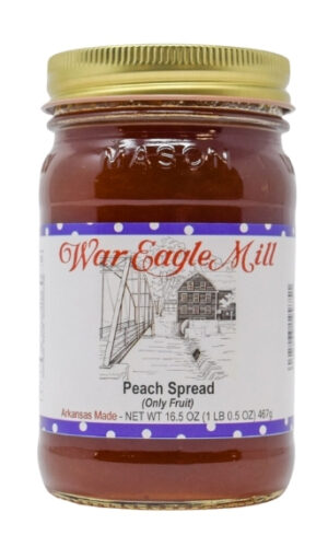 Peach Spread from War Eagle Mill