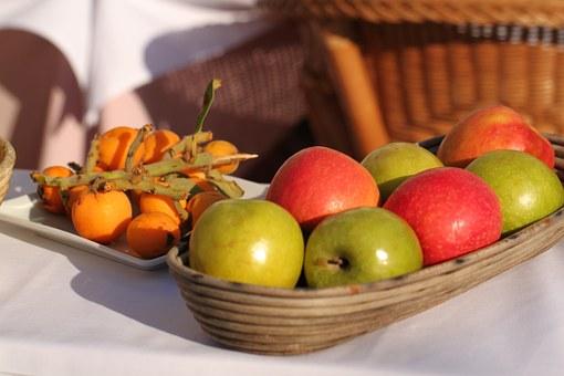 Apple Apricot Squares