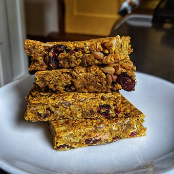 Easy Fruit Bit Bars