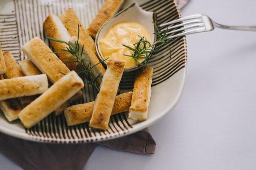 Italian-French bread or Breadsticks