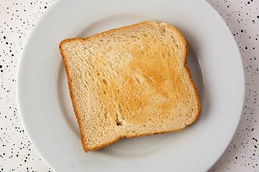 Almost White Bread