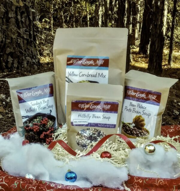 beans and cornbread gift set