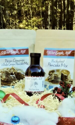 pancake mix gift set