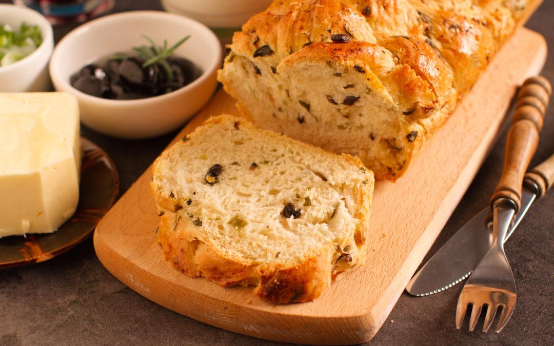 No-Knead Onion Bread