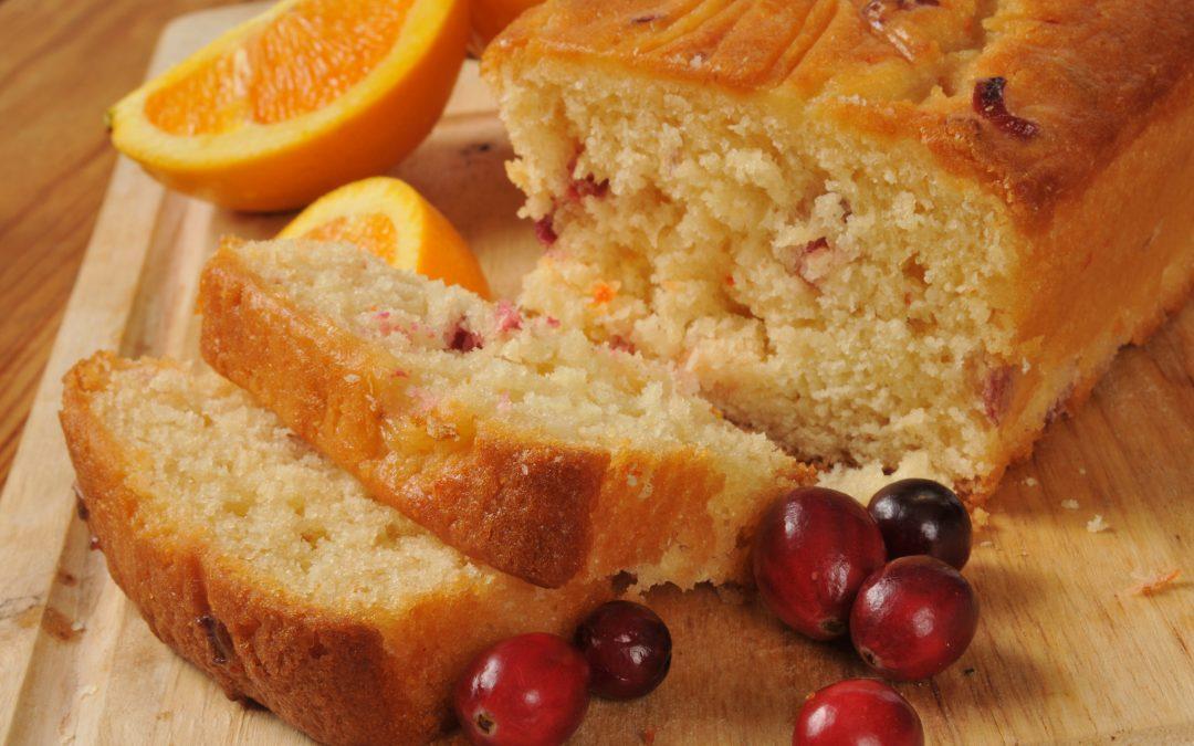 Orange-Cranberry Bread