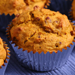 First American Sweet Potato Muffins