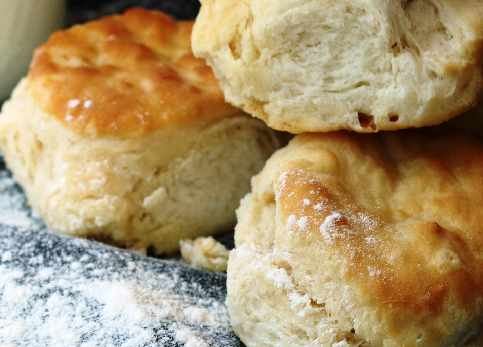 Chipotle Cream Cheese Biscuits