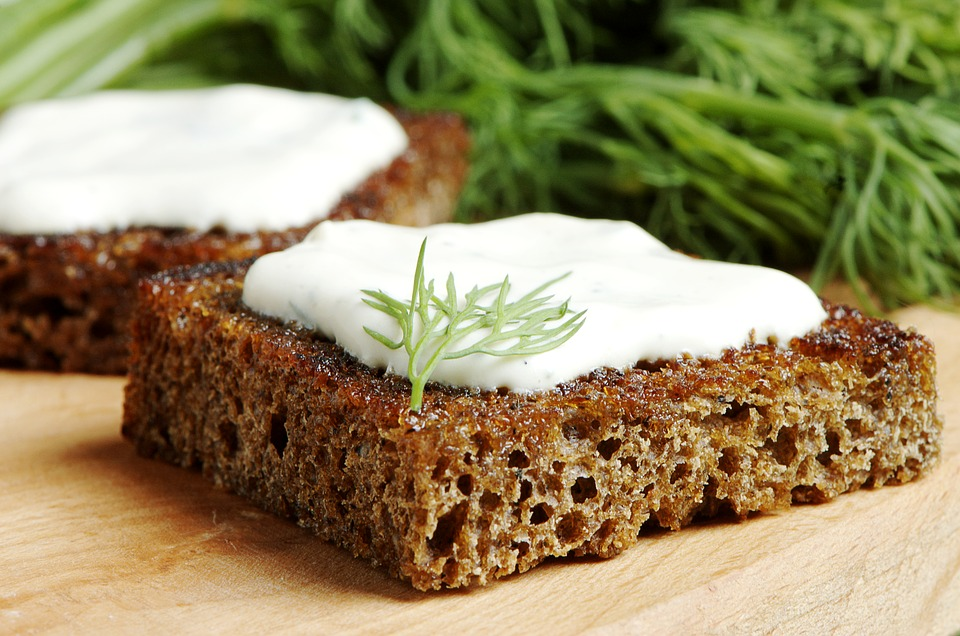 Dill Sour Cream Bread