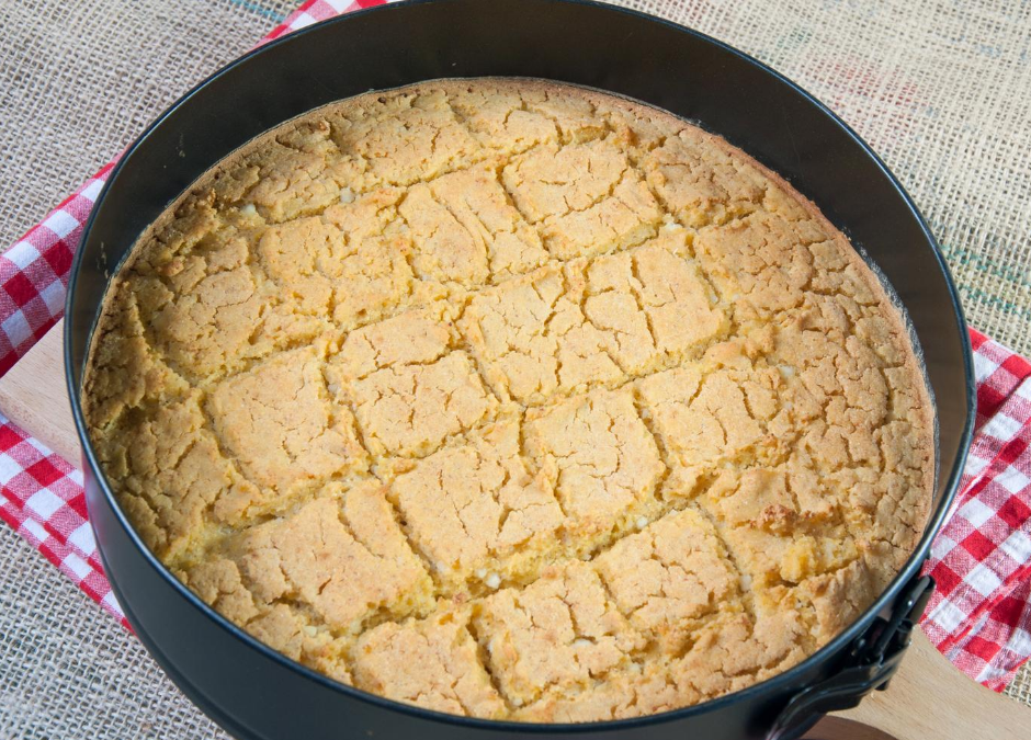 Arkansas Cornbread-No Wheat