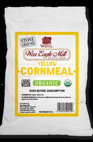 yellow cornmeal