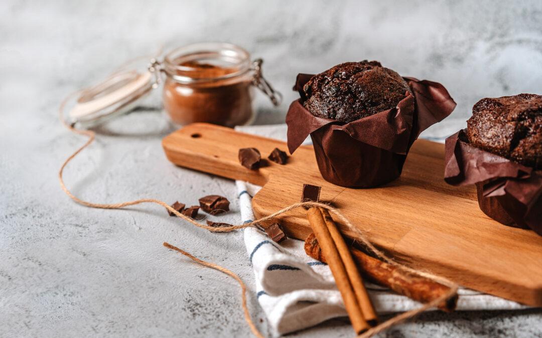 Chocolate Cinnamon Cupcakes