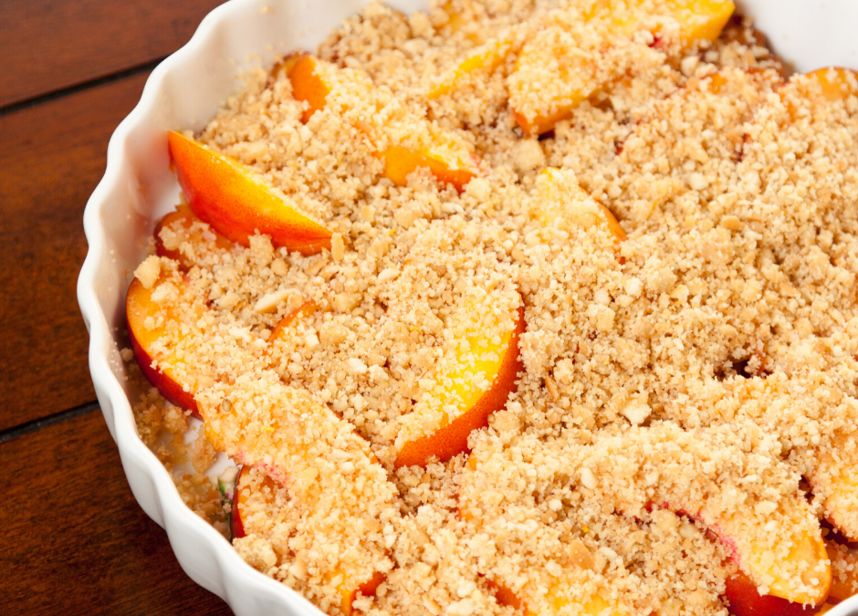 Fresh Fruit Crisp
