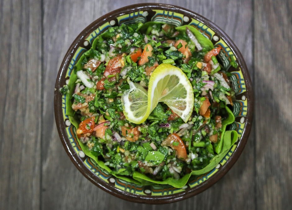 War Eagle Tabouli Salad