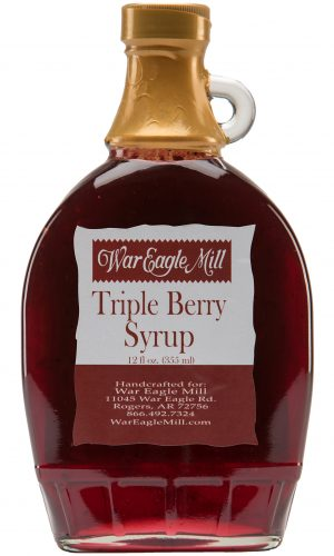 triple berry syrupl