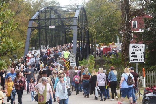 fall craft fair at war eagle mill in rogers arkansas