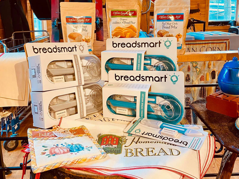 Bread Smart – Artisan Bread Making Tools